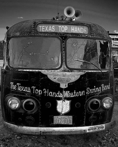 Texas Top  Hands Poster