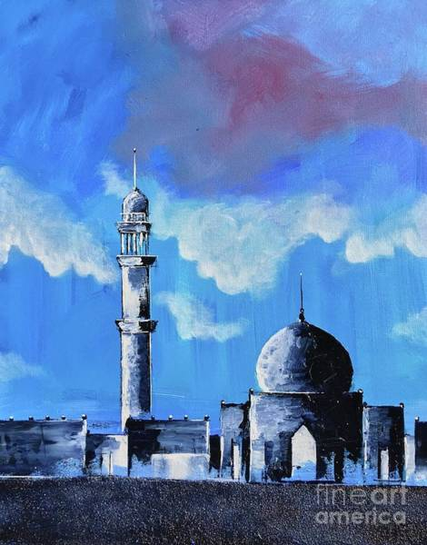 The Mosque Poster