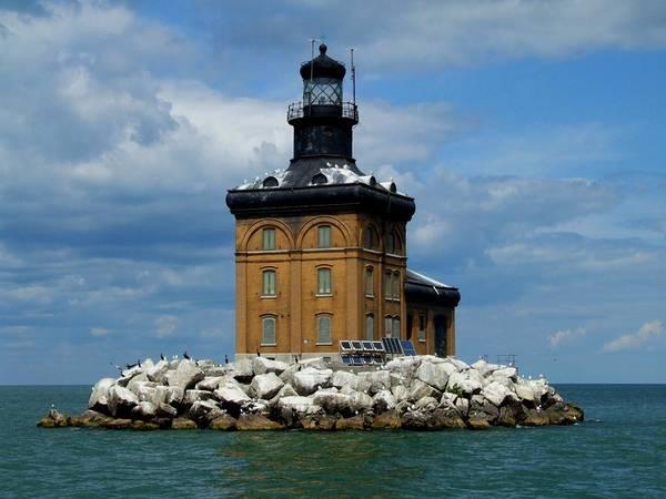 Toledo Harbor Lighthouse Poster
