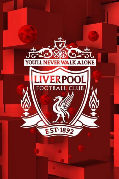 Tribute To Liverpool 3 Poster