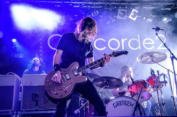 Uk Foo Fighters Live @ Concorde 2 Poster