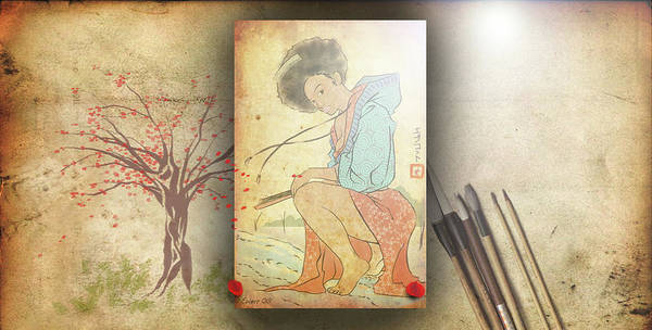 Ukyo-e Soul Poster