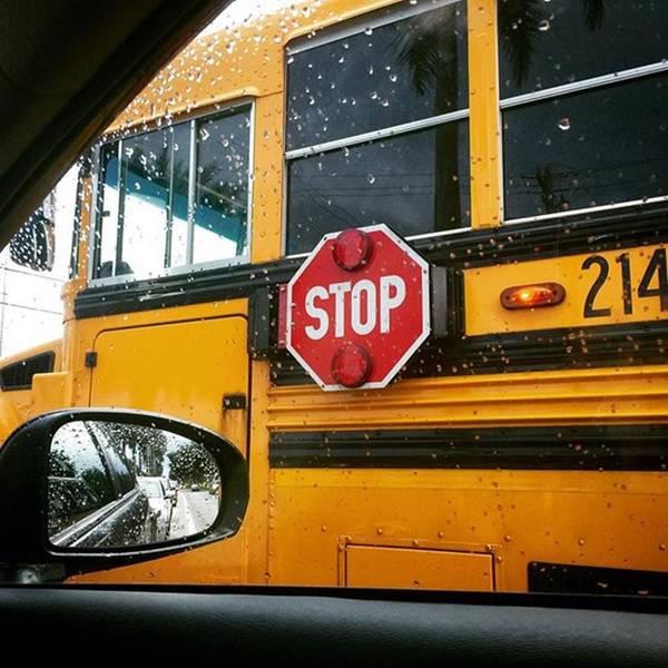 Way To School #juansilvaphotos Poster