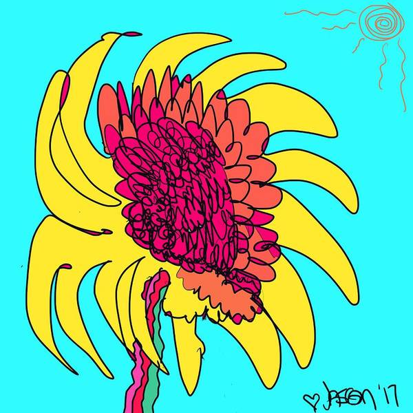 Yes. This Is A Flower, Child Poster