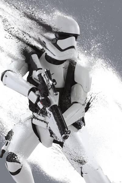 Star Wars Episode Vii - The Force Awakens 2015 Poster