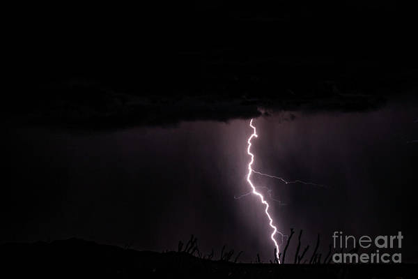Lightning Poster