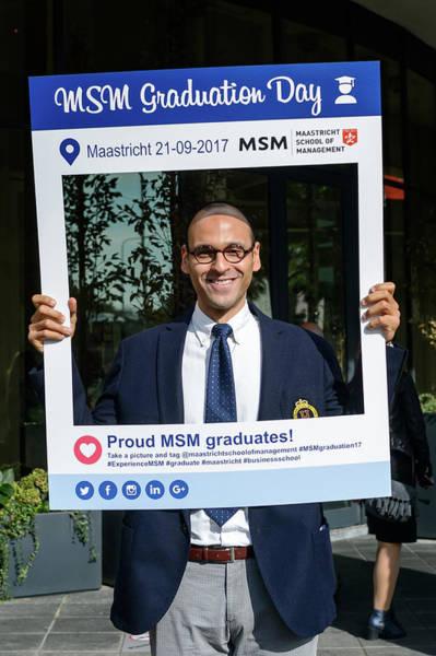 Msm Graduation Ceremony 2017 Poster