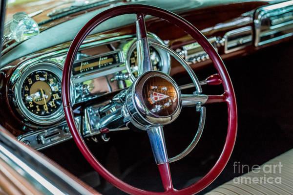 1951 Hudson Hornet Poster