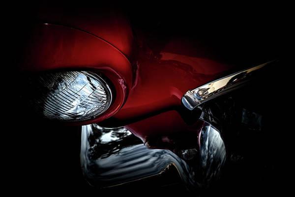 1957 Ford Thunderbird, No.6 Poster