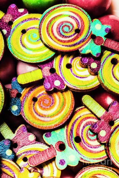 1960s Hypnotic Sweetness Poster