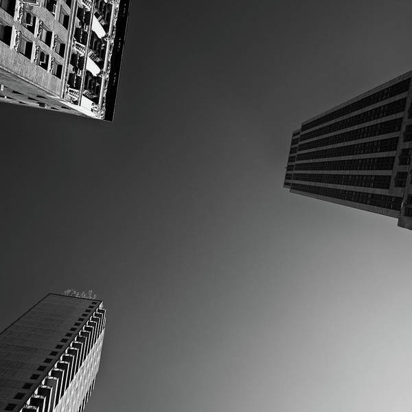 Abstract Architecture - New York Poster