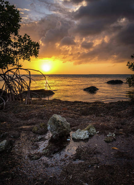 Bahia Honda Sunset Poster