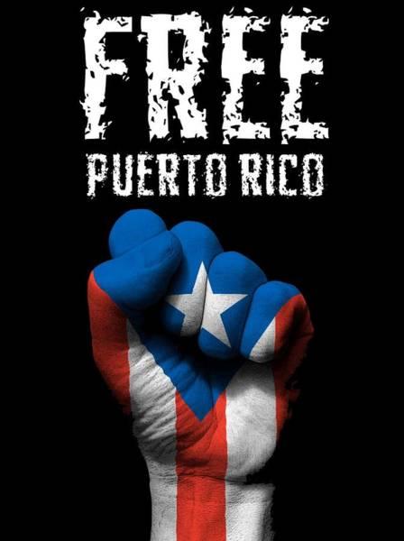 Free Puerto Rico Poster