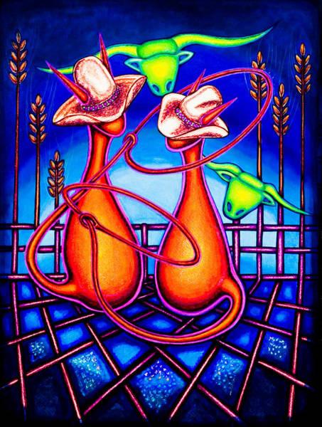Kowboy Kats Poster