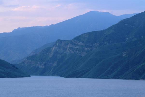 Lake Piru Poster