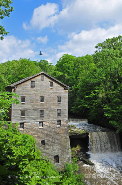 Lantermans Mill Poster