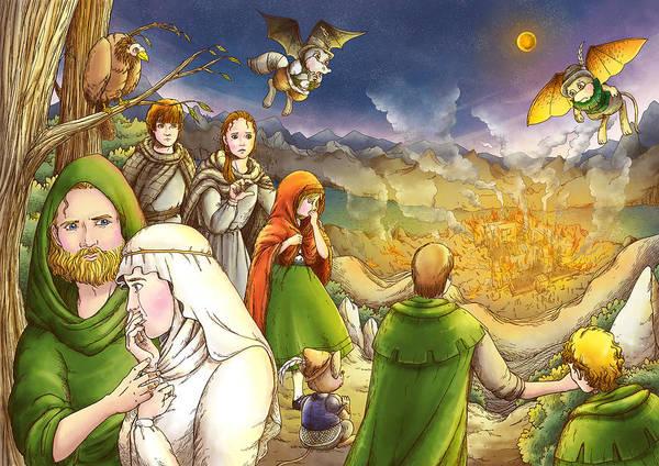 Robin Hood And Matilda Poster