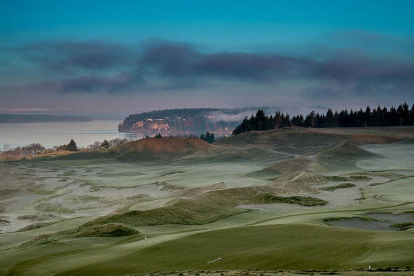 2015 Us Open - Chambers Bay Vi Poster