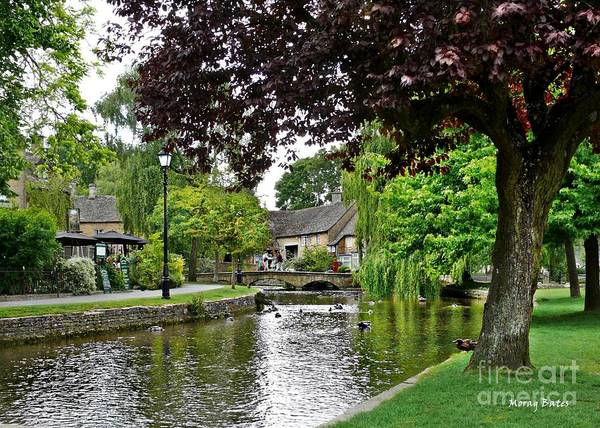 Bourton-on-the-water Poster