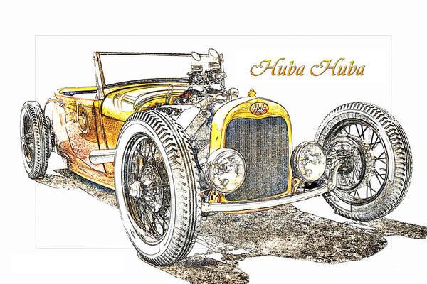 Huba Huba Poster