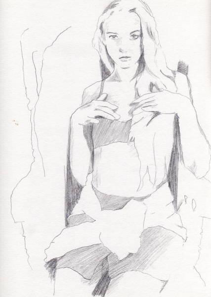 Missy - Sketch Poster