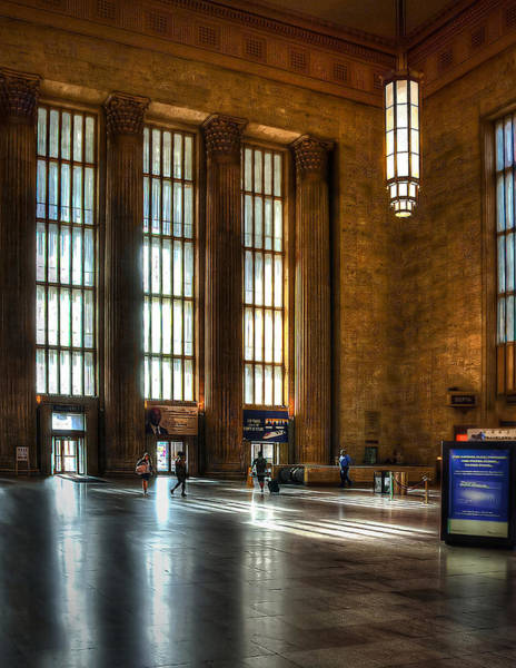30th Street Station Poster