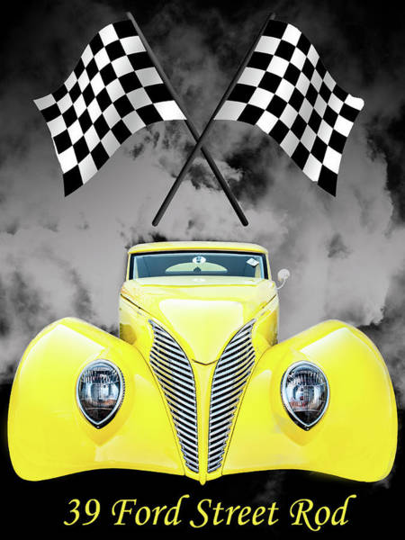 39 Ford Poster
