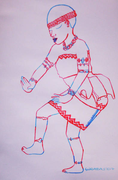 Adowa Dance Ghana Poster