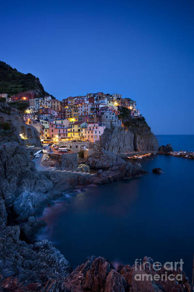 Poster featuring the photograph Cinque Terre by Brian Jannsen