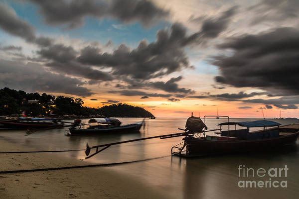 Sunset Over Koh Lipe Poster