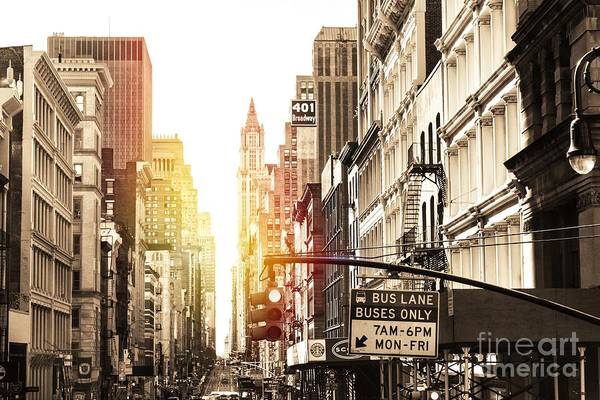 401 Broadway Poster