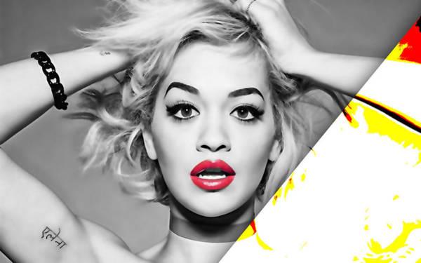 Rita Ora Collection Poster