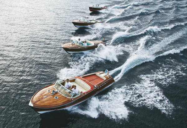 Riva Runabouts Poster