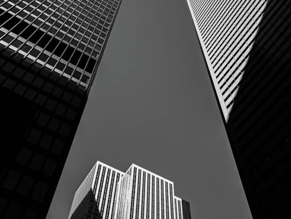 Abstract Architecture - Toronto Poster