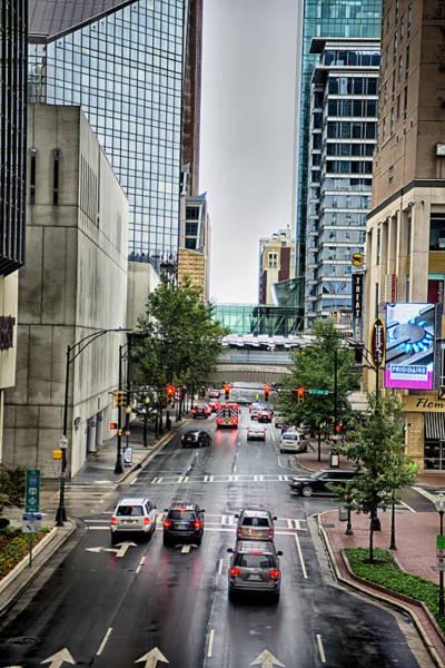 Charlotte North Carolina Views Around  Downtown Poster