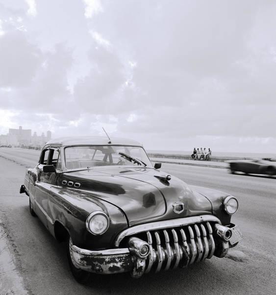 A Buick Car Poster
