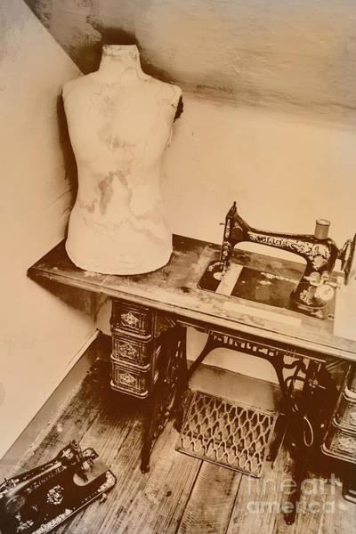 A Dressmakers Corner Poster