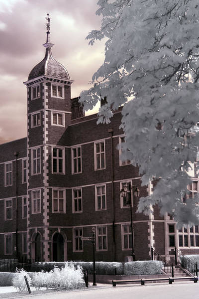 A Glimpse Of Charlton House, London Poster