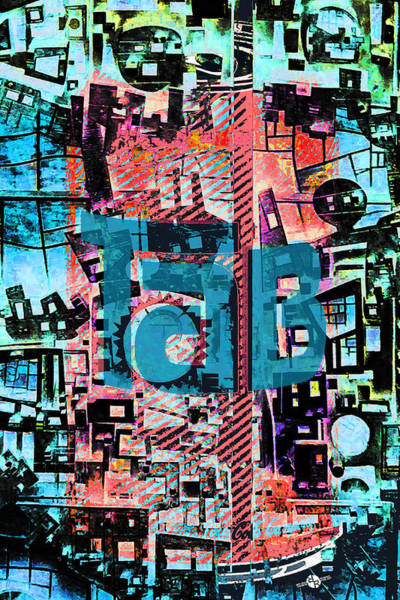A Million Colors One Calorie Poster