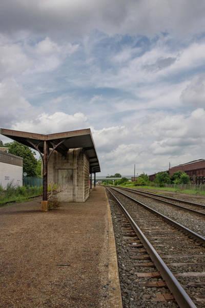 Abandoned Depot Poster