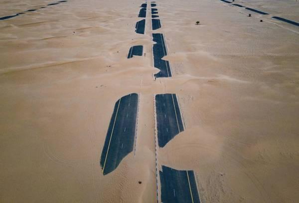 Across Sahara Poster