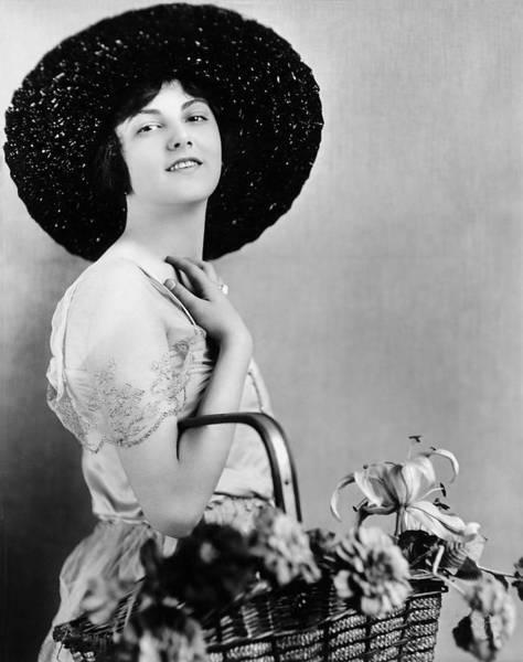 Actress Barbara Bedford Poster