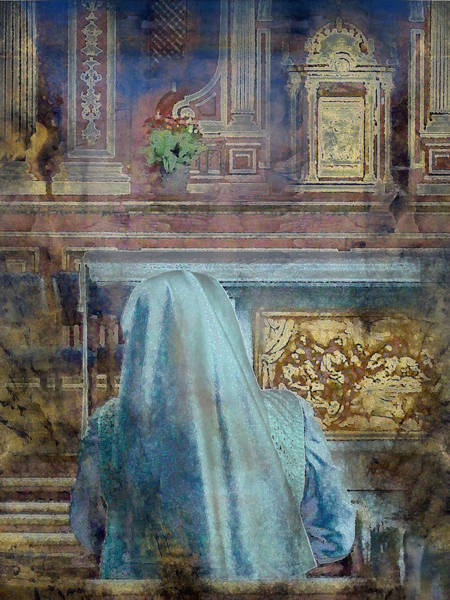 Adoration Chapel 3 Poster