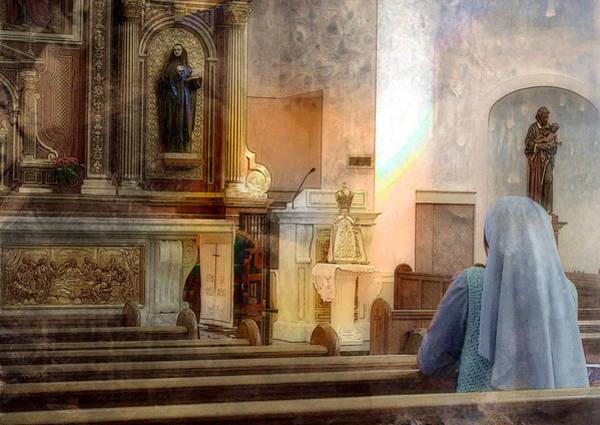 Adoration Chapel Poster