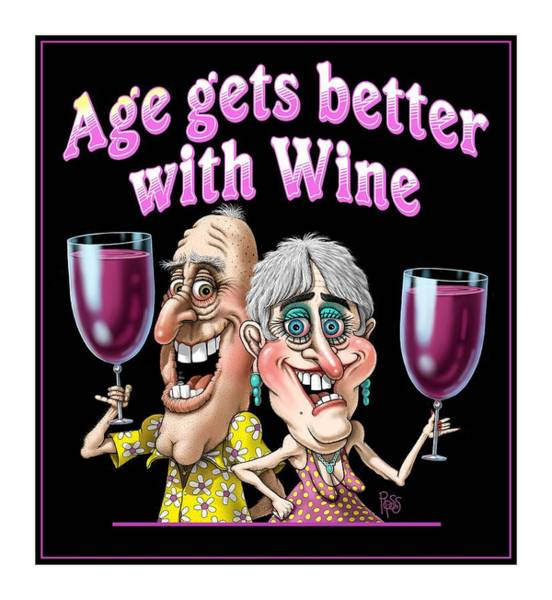 Age Gets Better Couple Poster