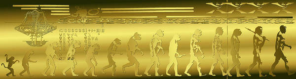 Alien Evolution Poster