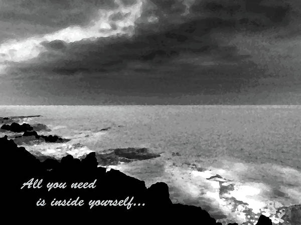 All You Need Is Inside Yourself Poster