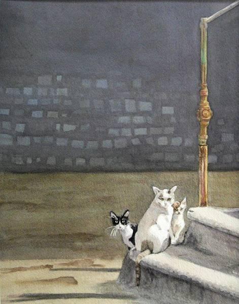 Alley Cats - Gatti Randaggi Poster