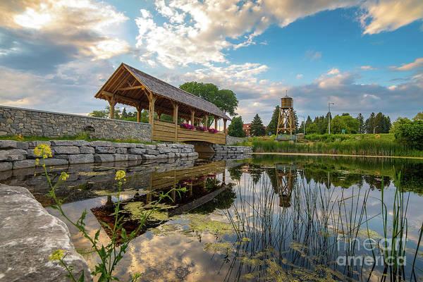 Alpena Michigan Duck Park -0257 Poster