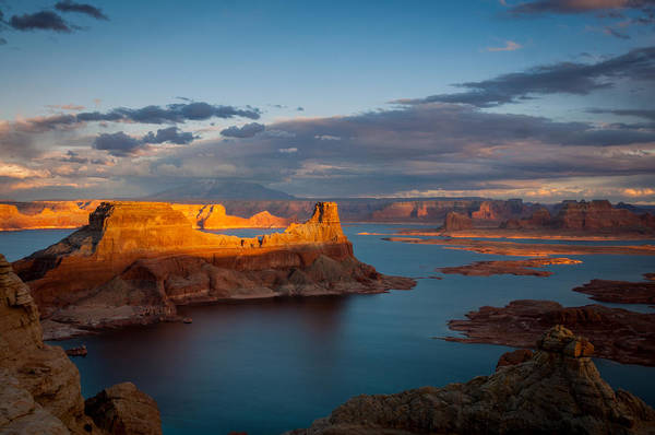 Alstrom Point Lake Powell Poster